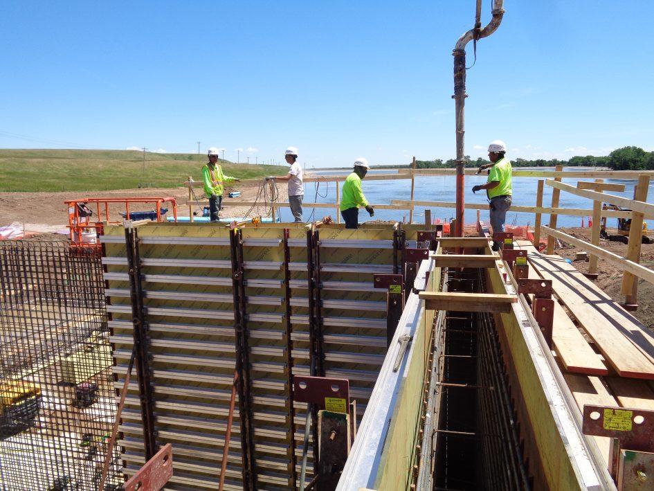 Sturgis MBR WRRF Construction