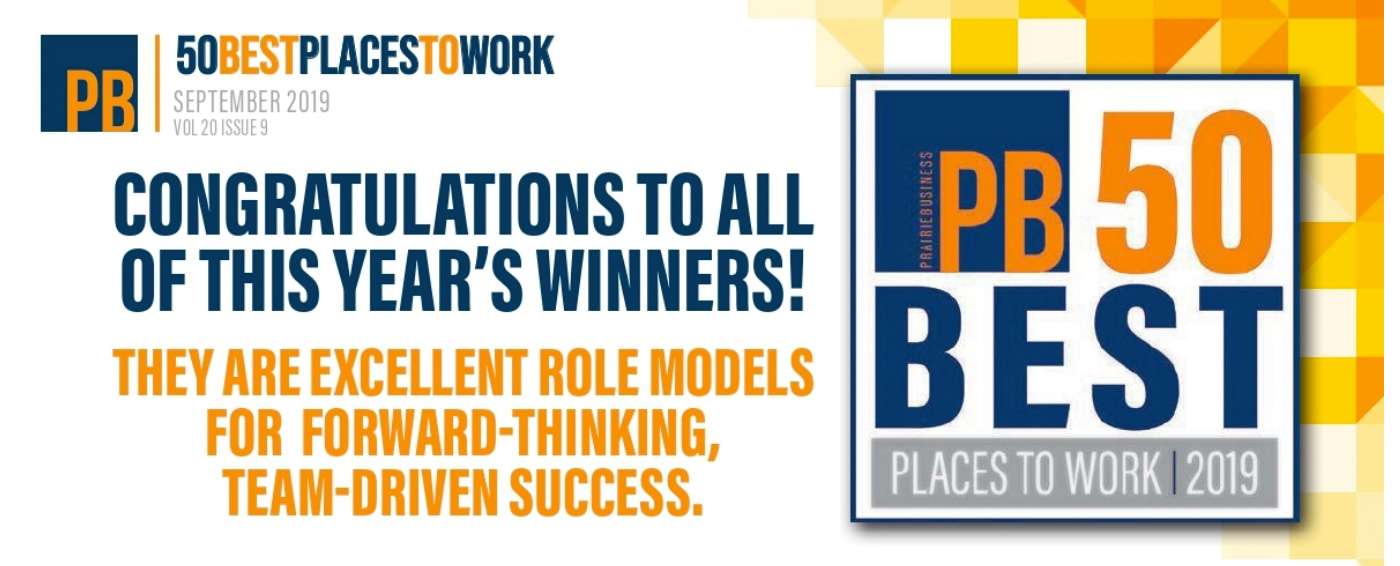 AE2S honored as top place to work